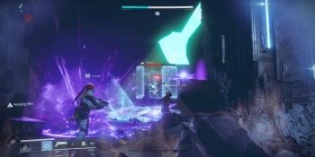 Bungie and Nvidia release Destiny 2 beta trailer running at 4K and 60 frames per second