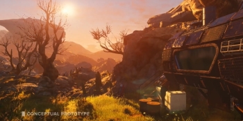 BioWare reveals its Destiny-like project Dylan, now called Anthem