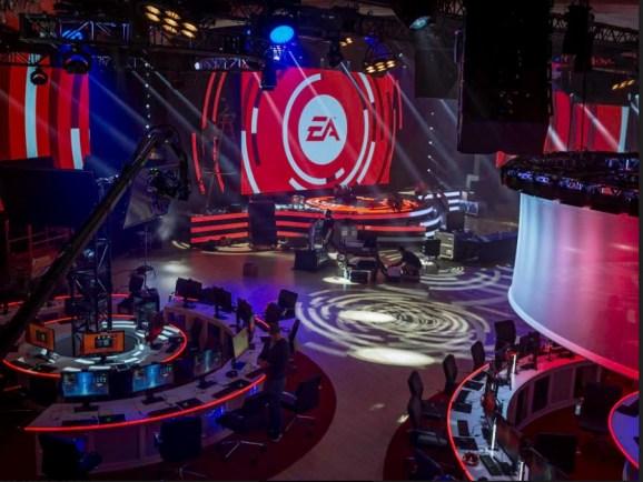 EA Play in 2017