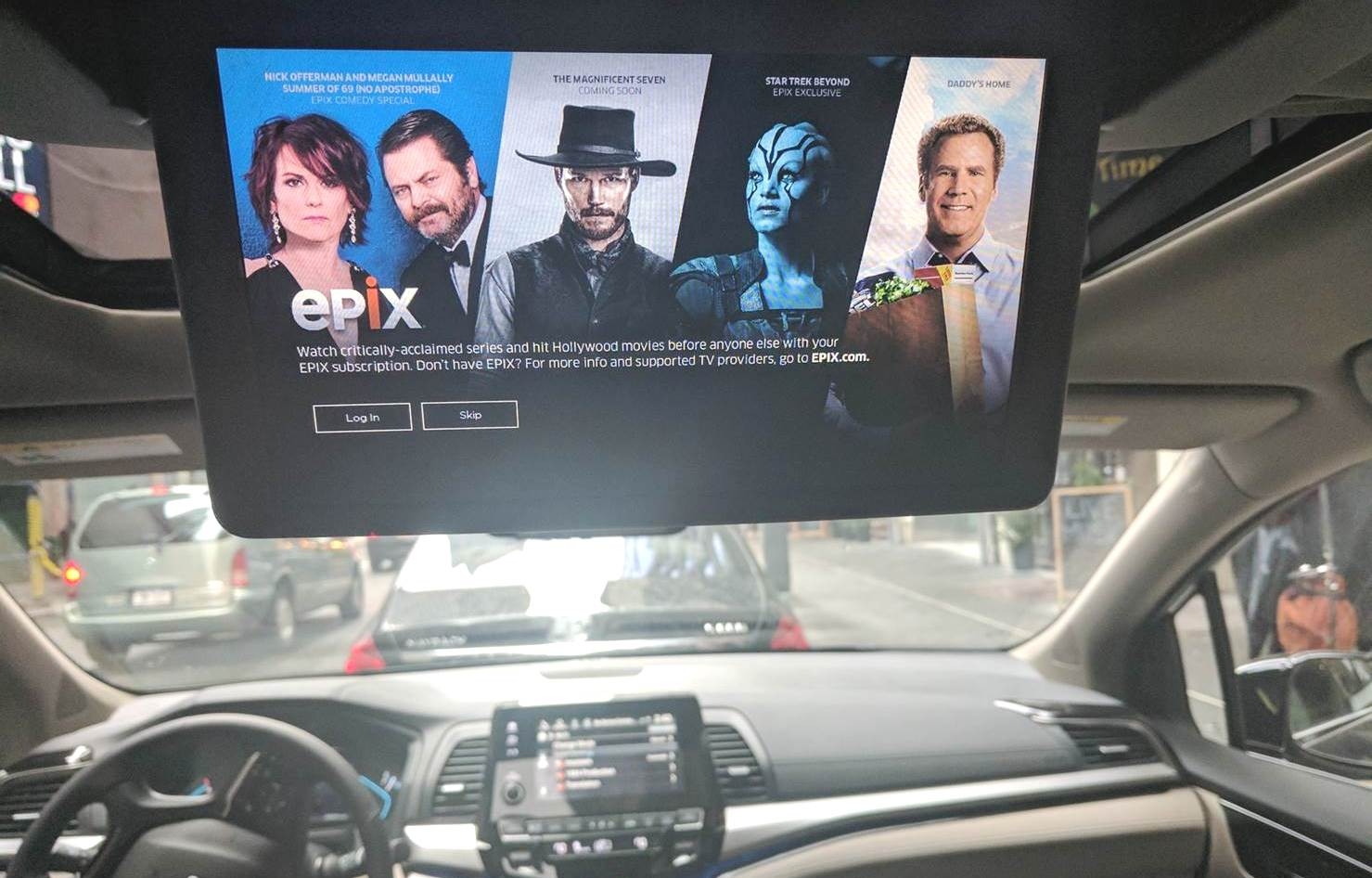 Pay tv network epix goes in car with the new honda odyssey for Honda in network
