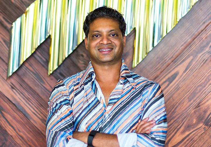Everfest cofounder and CEO Jay Manickam