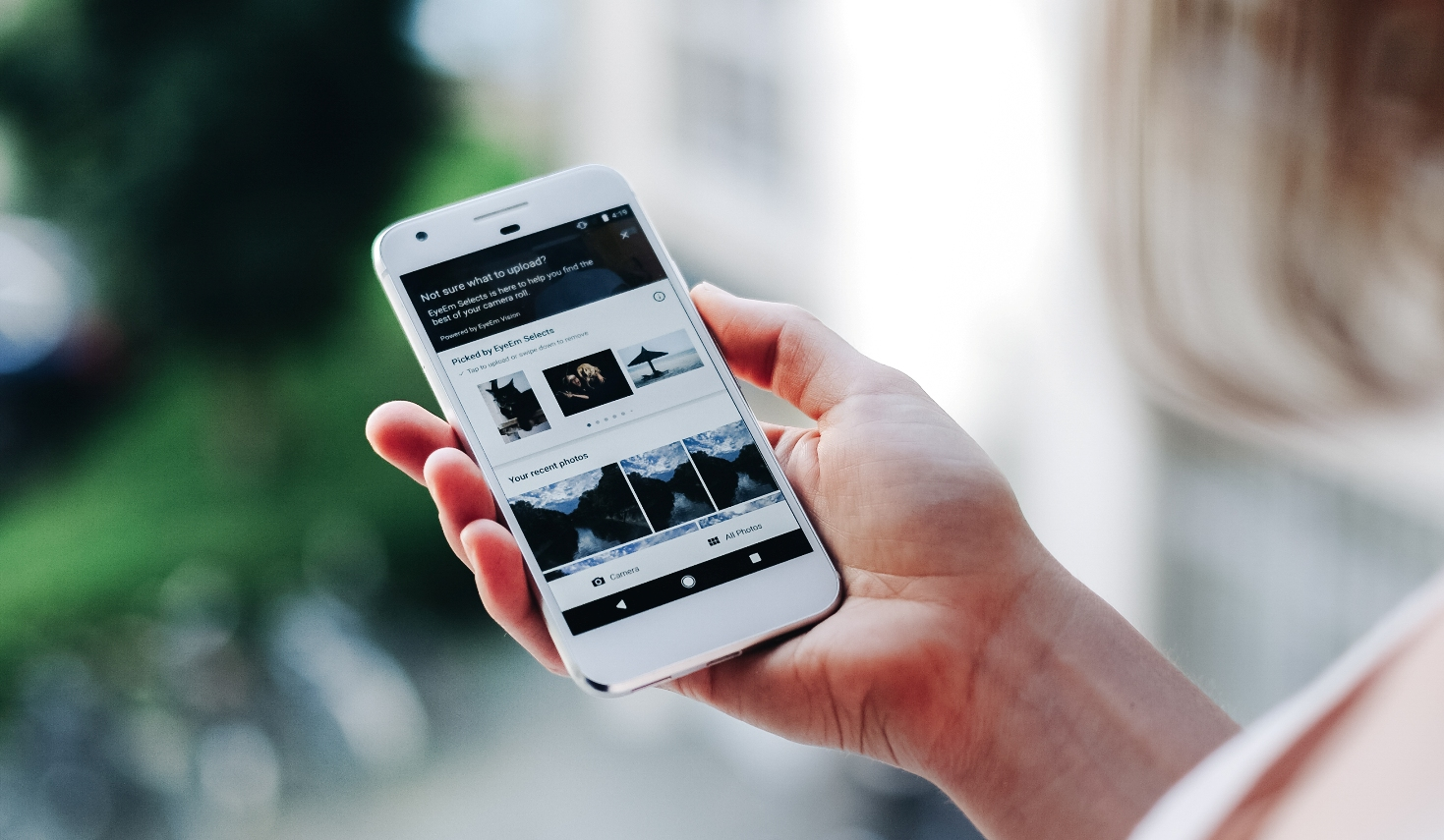 EyeEm is Using Computer Vision to Unearth the Best Photos on your Phone's Camera Roll