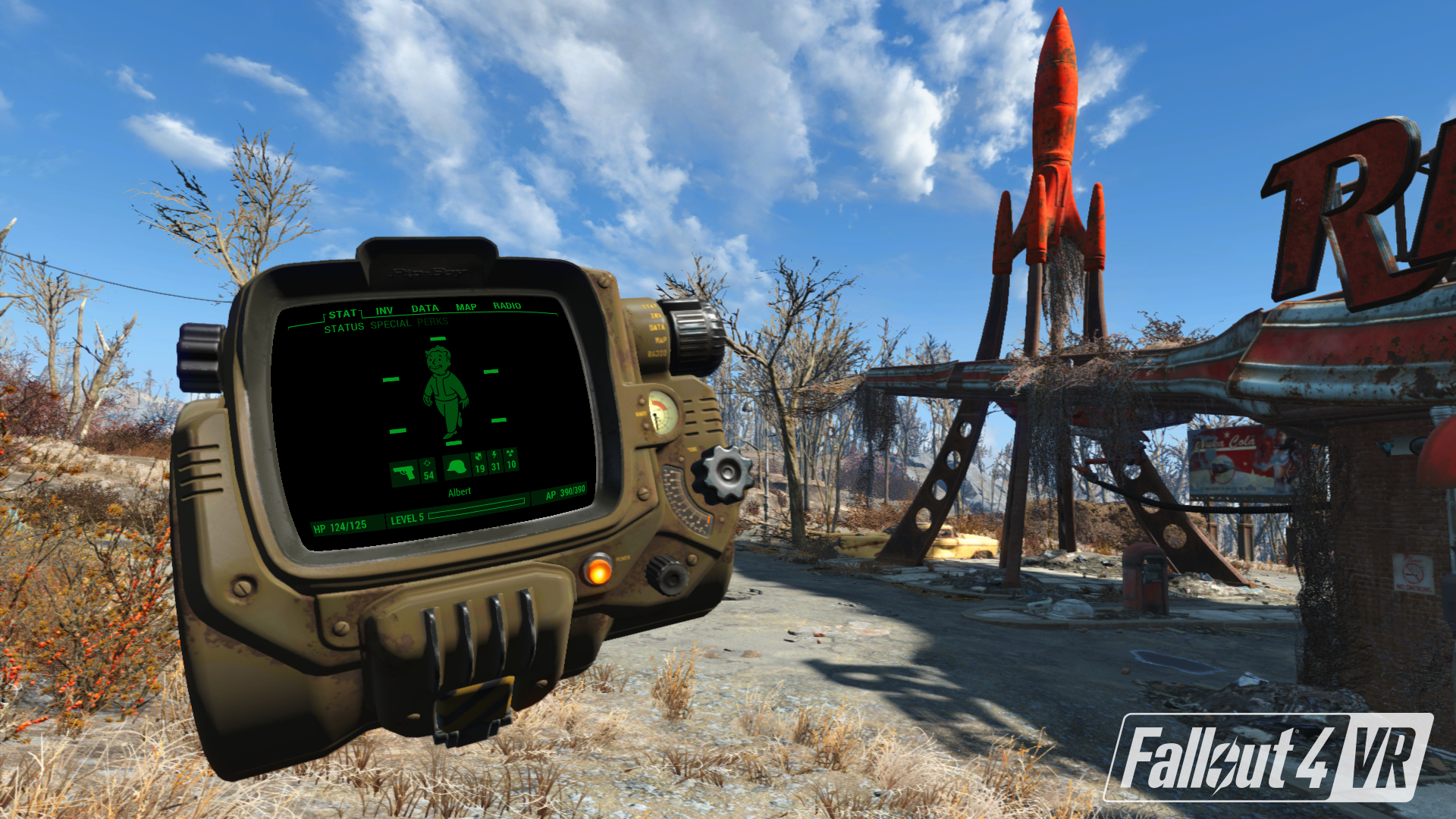 Get Fallout 4 VR free with new HTC Vive bundle