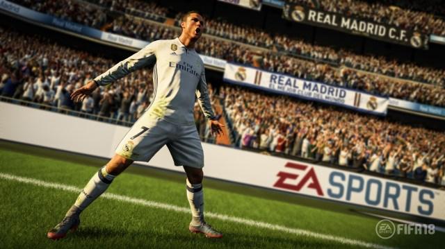 photo image EA and Major League Soccer launch eMLS, a FIFA 18 esports league