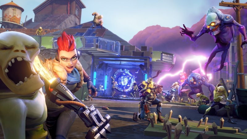 How Epic Games brought Fortnite home from the wilderness
