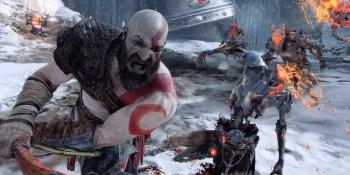 God of War's new PlayStation 4 adventure begins on April 20