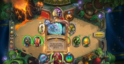 hearthstone weakens one the game s most hated cards venturebeat