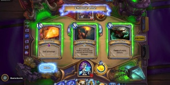 Hearthstone's top game designer: 'No intention to adjust Primordial Glyph'