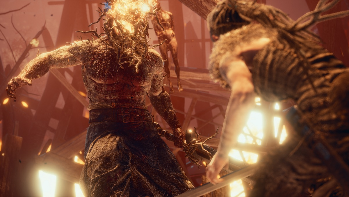 Hellblade: Senua's Sacrifice Receives New Trailer and Release Date