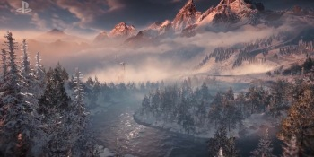 Horizon: Zero Dawn's The Frozen Wilds expansion launches November 7