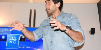 A Way Out creator Josef Fares: 'If you don't like it, you can break my legs'