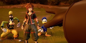 Square Enix releases Kingdom Hearts III trailer at a game music concert