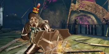 The 2000s-era mod scene prepared Killing Floor dev for living games