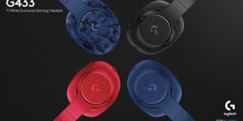 Logitech introduces dual-use gaming and music headsets