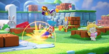 Mario + Rabbids: Kingdom Battle is what would happen if XCOM devs dropped acid