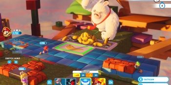 5 Mario + Rabbids: Kingdom Battle tips: managing money, weapons, healing, and more