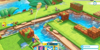 XCOM developer is surprised and flattered by turn-based combat in Mario + Rabbids Kingdom Battle