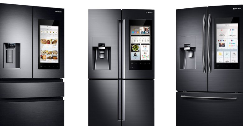 Samsung's Family Hub smart fridges are courting Europe with support for 8 new languages