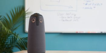 Meeting Owl is a smart videoconferencing master