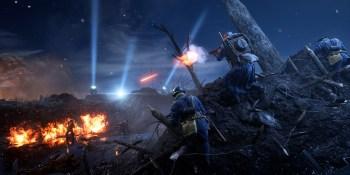 Battlefield 1 hands-on: Neville Nights map is a crazy battle in the dark