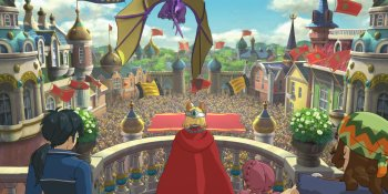 Why Ni no Kuni's sequel is going in a different direction