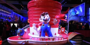 Nintendo confirms Super Mario animated film and Mario Kart mobile game