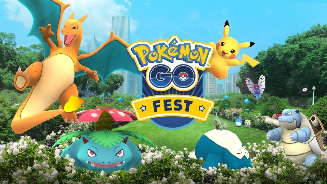 Pokémon Go Fest is experiencing connectivity issues