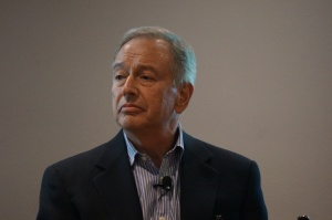 A photo of Softbank Capital's Ron Fisher