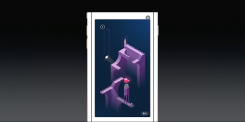 Monument Valley 2 unveiled at Apple's WWDC event and it's out now