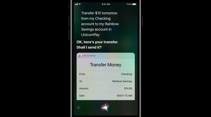 How Apple's Siri will soon help you make payments and ...