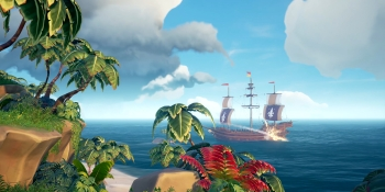 How Microsoft's Rare imagined the pirate world of Sea of Thieves