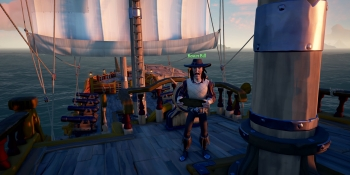 Rare now has 4 teams working on Sea of Thieves content