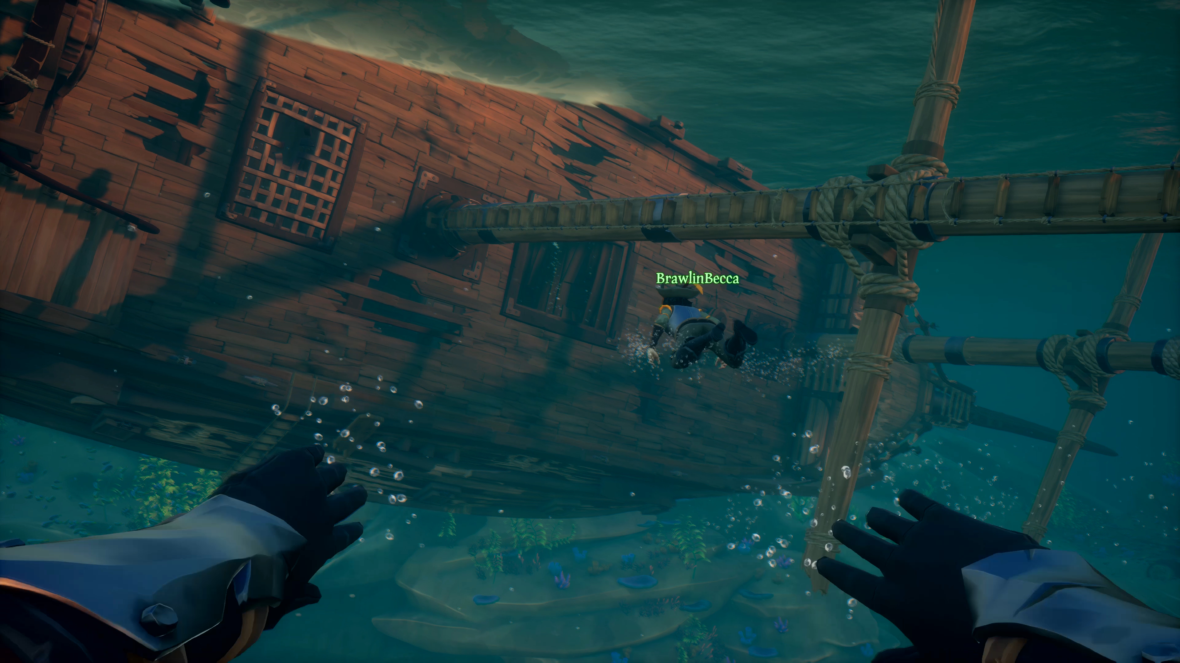 Sea of Thieves closed beta extended through January 31 after choppy