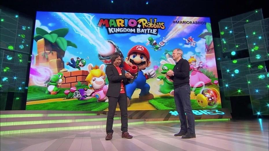 Ubisoft (y Nintendo) el E3 2017