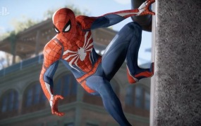 Spidey is looking rad, but what's his cousin game at Insomniac all about.