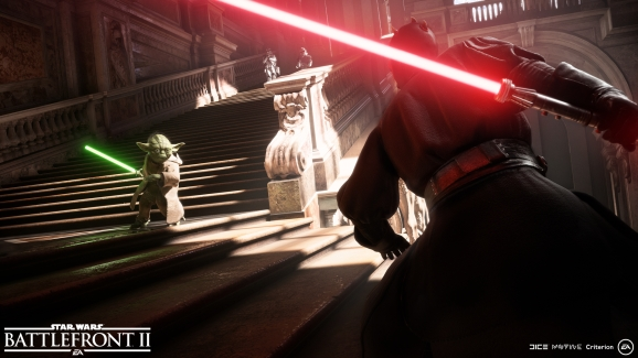 photo image Star Wars: Battlefront II developer addresses pay-to-win concerns