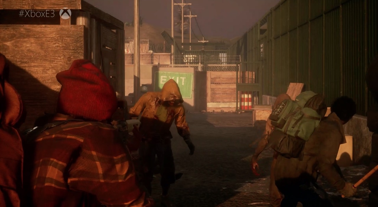 E3 2017: State of Decay 2 Gameplay Unveiled, Releasing Spring 2018