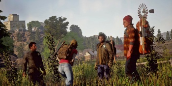 Microsoft acquires State of Decay 2 studio Undead Labs