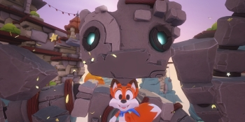 Playful's Paul Bettner is betting on both 'flat screen games' and VR