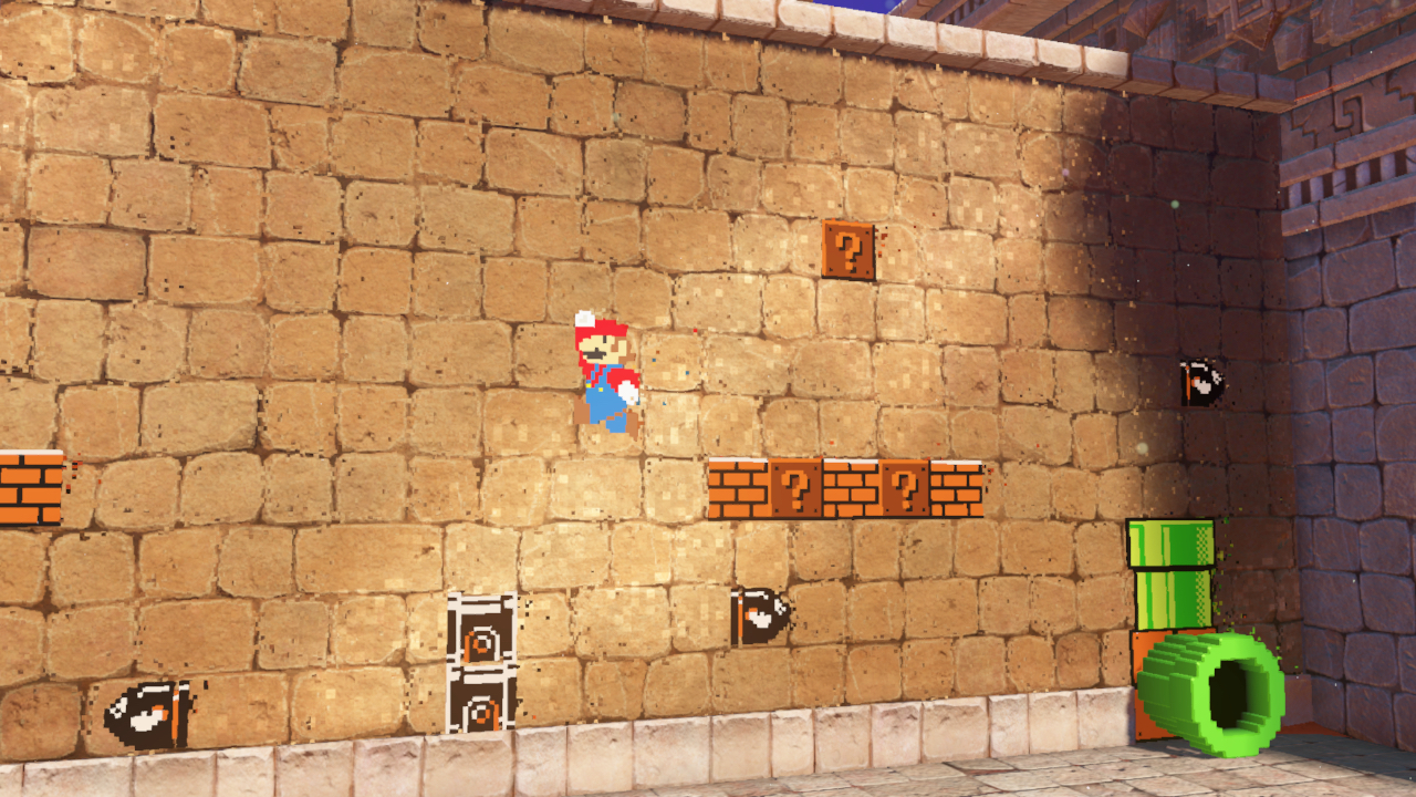 Super Mario Odyssey S Interdimensional Travel Is One Of Its Best