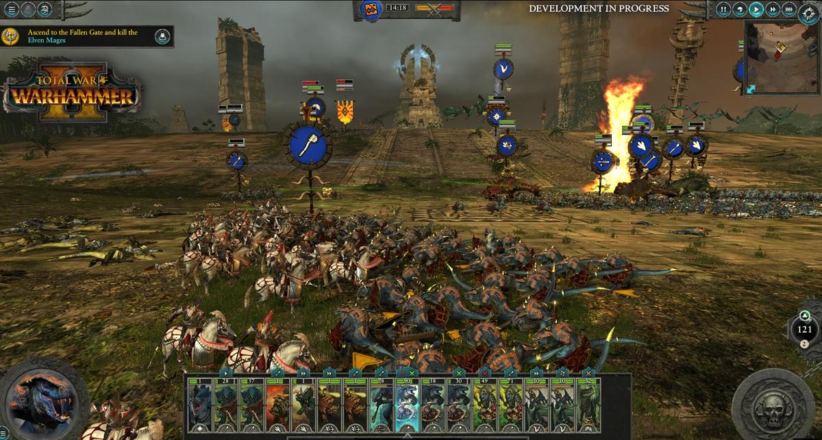 Total War: Warhammer II designer promises war across four ...