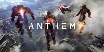 Anthem's long-awaited hands-on — BioWare's brave new world that never ends