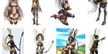 Bunny girls aren't in Final Fantasy XIV because of high-heel shoes
