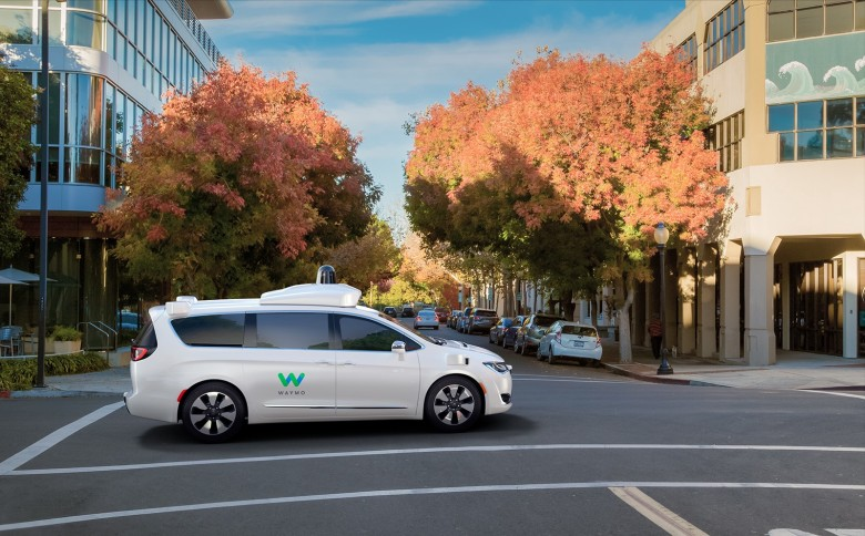 Intel and Waymo collaborate on self driving compute platform
