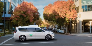 Alphabet's Waymo adds Wi-Fi to its driverless taxis