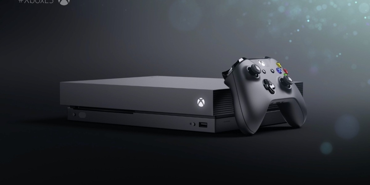Xbox One X could boost hardware sales.