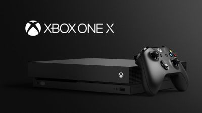 Xbox One X still has an HDMI-in port for your cable box