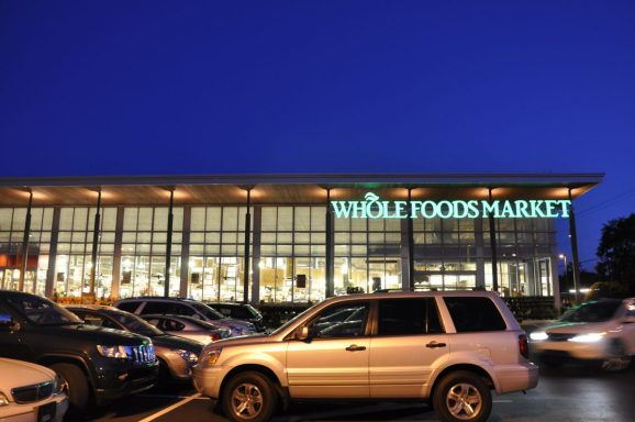 Amazon expands Whole Foods deliveries to Prime Now users in San Francisco and Atlanta
