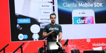 Clarifai launches SDK for training AI on your iPhone