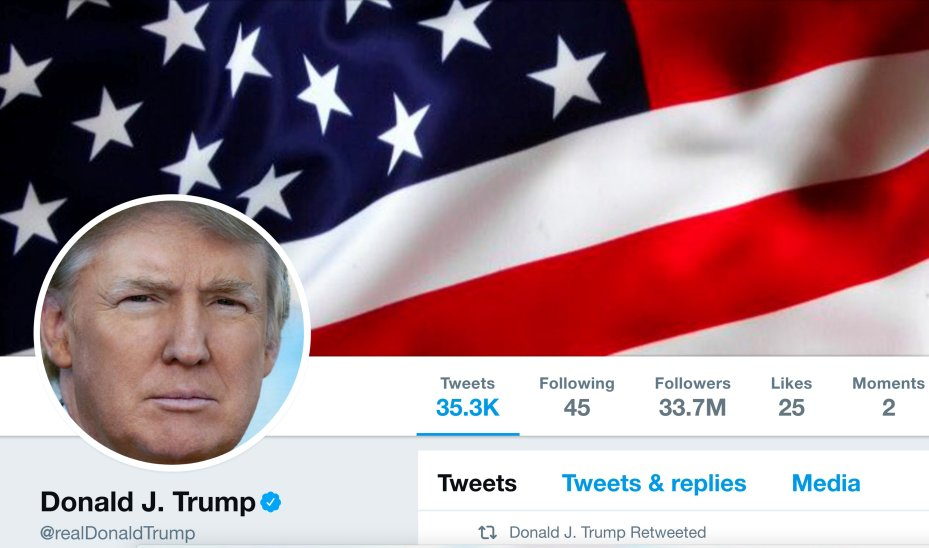 Another lawsuit targets President Trump, this time for blocking Twitter users